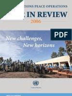 UN Peace Operations 2006