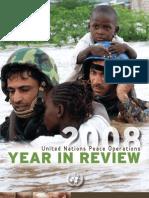 UN Peace Operations 2008