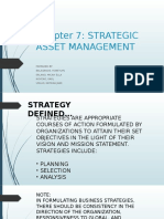 Chapter 7 Strategic Asset Management