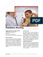 Paediatrics Nursing