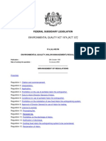EQ - Halon Management Regulations 1999