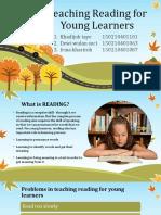 Teaching Reading for Yl