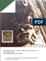 Antropología Urbana .El bestiario medieval y greco-romano en la arquitectura rosarina (1910-1930) su significado popular.Lic. Soccorso Volpe