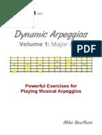 Dynamic Arpeggios Vol1