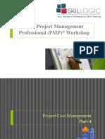 pmptrainingprojectcostmanagementpart4-160404184059