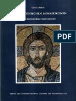 DEMUS, Die Byzantinischen Mosaikikonen