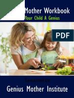 Genius Mother Workbook - 2nd Edition