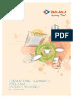 Conventional Price List Dt 06 Dec 2016