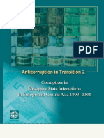 Cheryl Gray, Joel Hellman, Randi Ryterman-Anticorruption in Transition 2_ Corruption in Enterprise-State Interactions in Europe and Central Asia 1999 - 2002-World Bank Publications (2004)