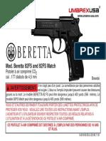 Manual Beretta M92FS FR