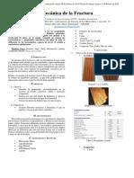 Mecanica de La Fractura - 1062899