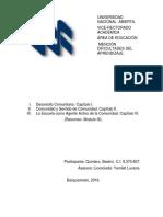 Sociología y Desarrollo Comunitario (576)