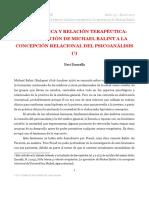 NERI DAURELLA.falla Basica y Relacion Terapeutica PDF