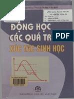 Preview Động học các quá trình xúc tác sinh học Đình Toại Trần Nxb Khoa học và kỹ thuật, 2005
