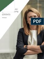 Sage Whitepaper EU-Datenschutzgrundverordnung
