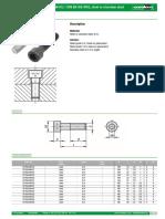 07160 Datasheet 4075 Socket Head Screws DIN 912 DIN en ISO 4762 Steel or Stainless Steel--En (1)