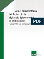 Guía Para El Cumplimiento Del Protocolo de Vigilancia Epidemiológica de Trabajadores Expuestos a Plaguicidas