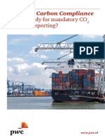 Pwc Maritime Carbon Compliance