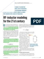 Modeling Inductor
