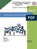 Restructuration Du Passif