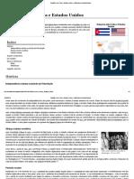Relações Entre Cuba e Estados Unidos – Wikipédia, A Enciclopédia Livre