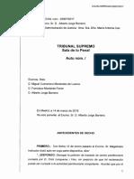 El Supremo ratifica la decisión Llarena de impedir la excarcelación de Junqueras y Sànchez