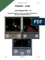 FSWXR2100 User Manual