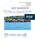 Environmental Science Site Visit and Labs
