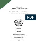 Case Uveitis & Katarak Komplikata