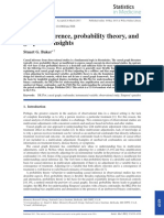 Causal Inference, Probability Theory, And Graphical Insights_Stuart G. Baker