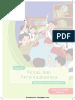 Buku Guru Kelas v Tema 6 Revisi 2017