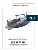 Bavaria Cruiser 33 Manual En