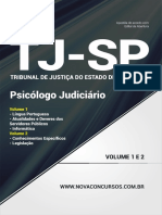 apostila concurso Psicologo Judiciario
