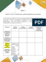 Anexo 1 - Paso 2 - Profundización Modelos Disciplinares en Psicología (1)