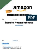 Amazon Interview Course
