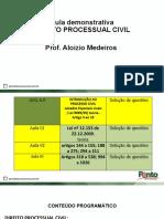 Aula 00 Direito Processual Civil Material