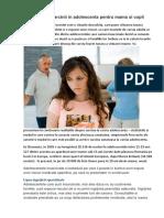 Riscurile sarcinii in adolescenta pentru mama si copil.docx