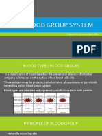 ABO Blood Group System. Legit