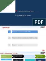 Isdp Ehs Clock in Out Procedure Rev.4!23!02 18