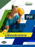 Centro de Capacitacion Alimentacion-Deportiva
