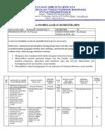 RPS Praktikum Farmakologi 2