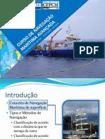 03 e 04 - Introdução-cartas-Agulhas - Navegação Avançada Crpnm