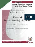 Unidad VI Introduccion Al Flujo de Tuberias