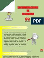 02. Recomendaciones de SST y Medio Ambiente