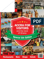 Accra for Visitors and the Best of Ghana @ACCRA2013_All_pages