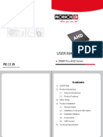 390AHD User Manual
