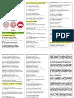 ISFM 2018 Brochure