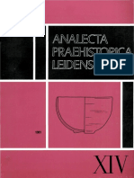 Analecta Praehistorica Ledensia XIV