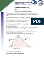 1. Uso de Excel Para Area de Triangulos Por Heron