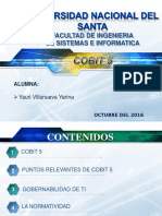 COBIT 5 - DIAPOSITIVAS